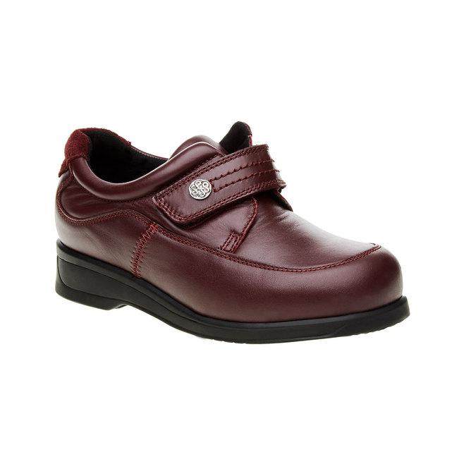 Dámská zdravotní obuv medi, červená, 534-5104 - 13