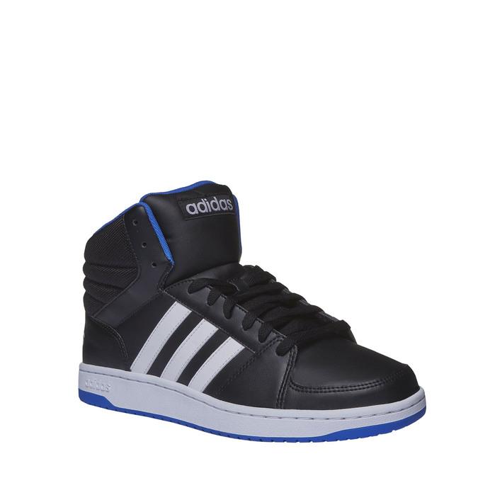 Pánské kotníčkové tenisky adidas, černá, 801-6140 - 13