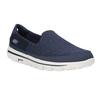 Sportovní Slip on boty skecher, modrá, 809-9169 - 13