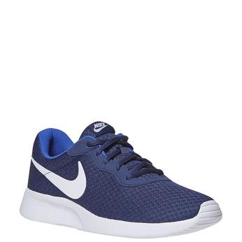 Pánské sportovní tenisky nike, modrá, 809-9557 - 13