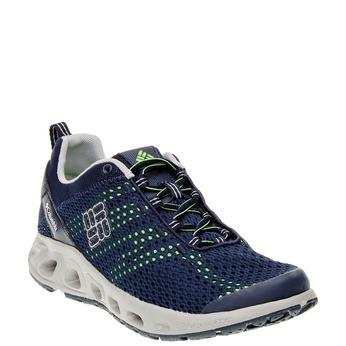 Pánská sportovní obuv columbia, modrá, 849-9027 - 13