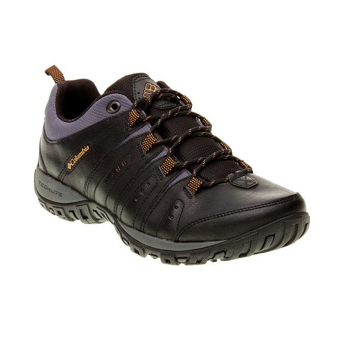 Kožená obuv v Outdoor stylu columbia, černá, 846-6004 - 13