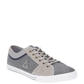 Pánské textilní tenisky le-coq-sportif, šedá, 889-2146 - 13