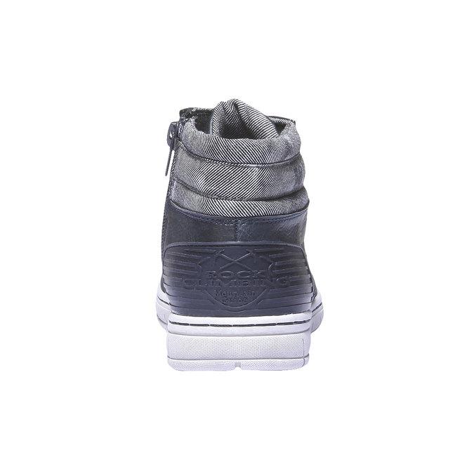 Barevné tenisky mini-b, modrá, 391-9194 - 17