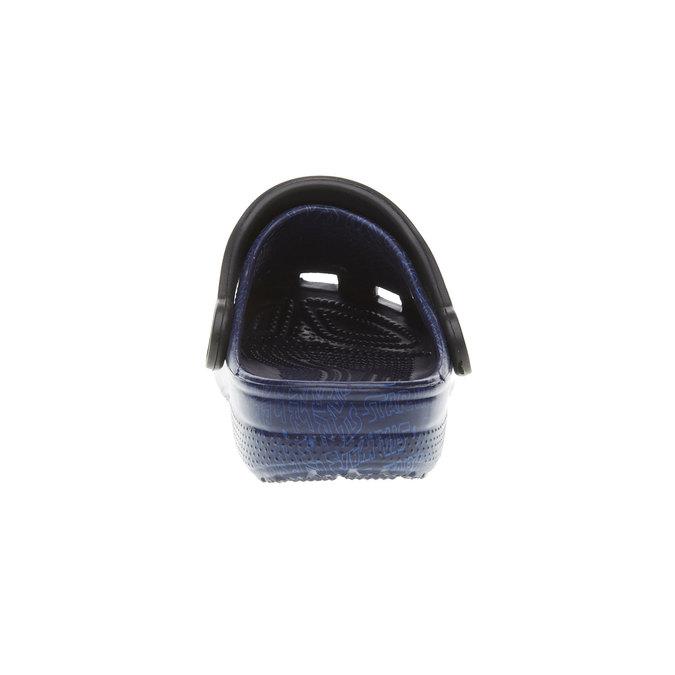 Dětské sandály crocs, černá, 372-6002 - 17