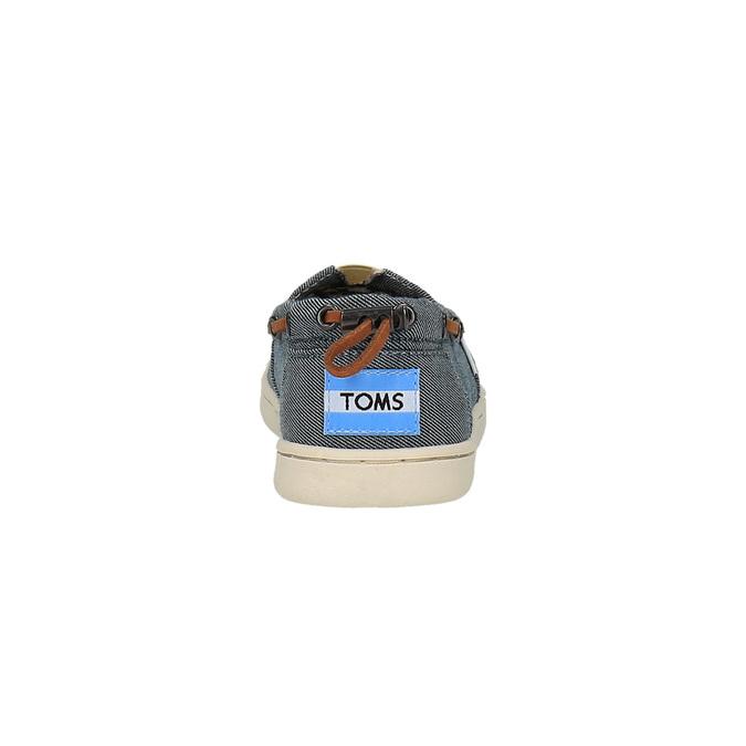 dětské Slip on toms, modrá, 319-9003 - 17