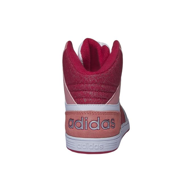Dětské kotníčkové tenisky adidas, bílá, 401-1204 - 17