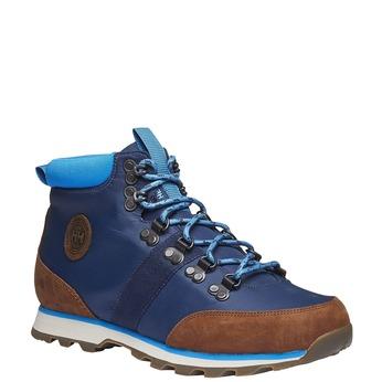 Zimní kotníkové boty helly-hansen, modrá, 899-9001 - 13