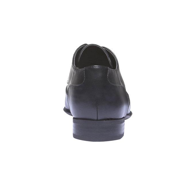 Dámské polobotky bata, černá, 521-6103 - 17