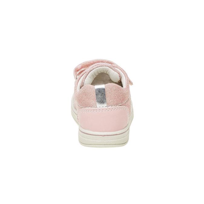 Růžové dívčí tenisky primigi, růžová, 129-5002 - 17