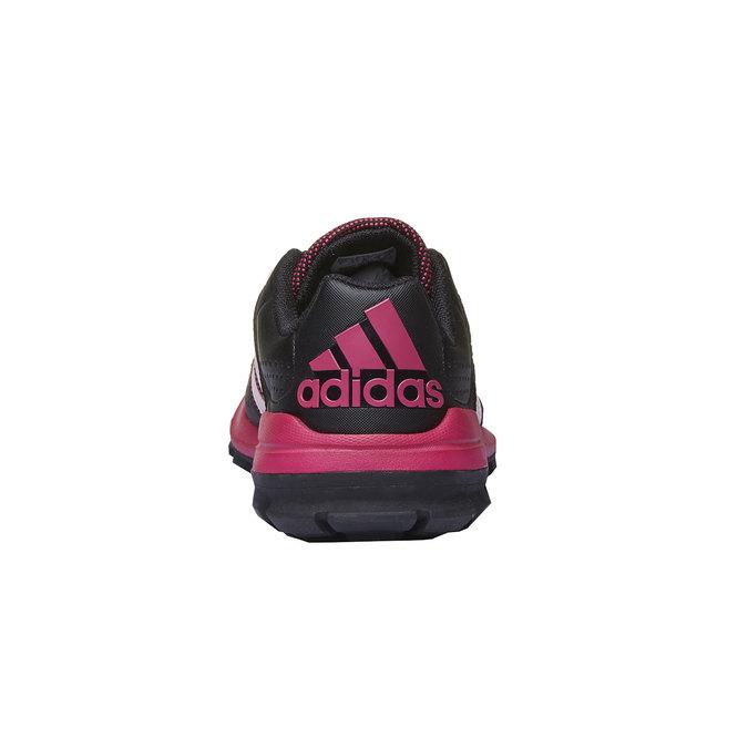 Dámské sportovní tenisky adidas, červená, 509-5511 - 17