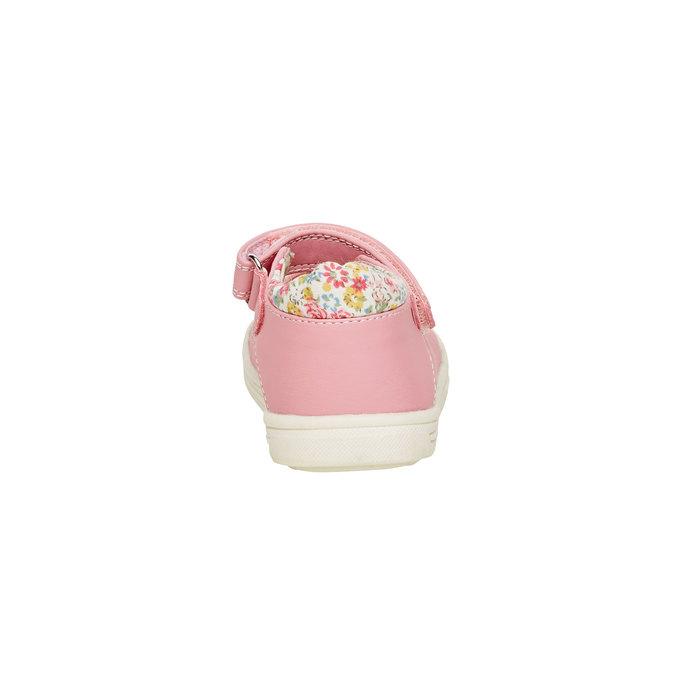 Dívčí kotníčkové boty mini-b, růžová, 121-5103 - 17