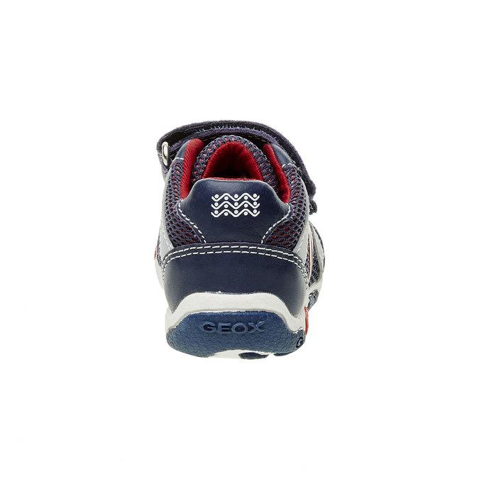 Dětské tenisky geox, modrá, 119-9100 - 17