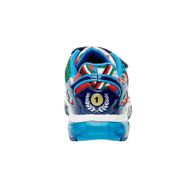 Dětské tenisky geox, modrá, 311-9103 - 17