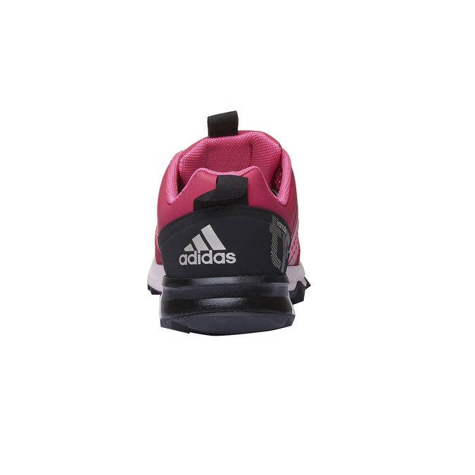 Dámské sportovní tenisky adidas, červená, 509-5123 - 17
