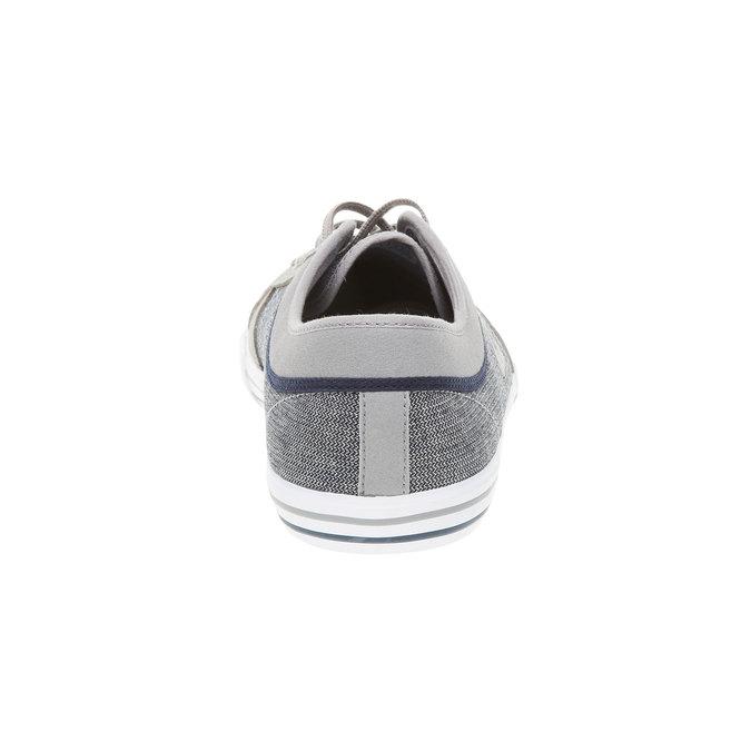 Pánské textilní tenisky le-coq-sportif, šedá, 889-2146 - 17