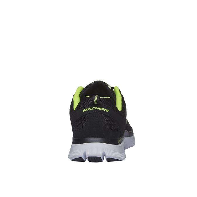 Pánské sportovní tenisky skechers, černá, 809-6977 - 17