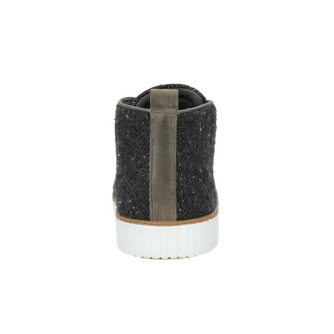 Pánské tenisky bata, šedá, 849-2621 - 17