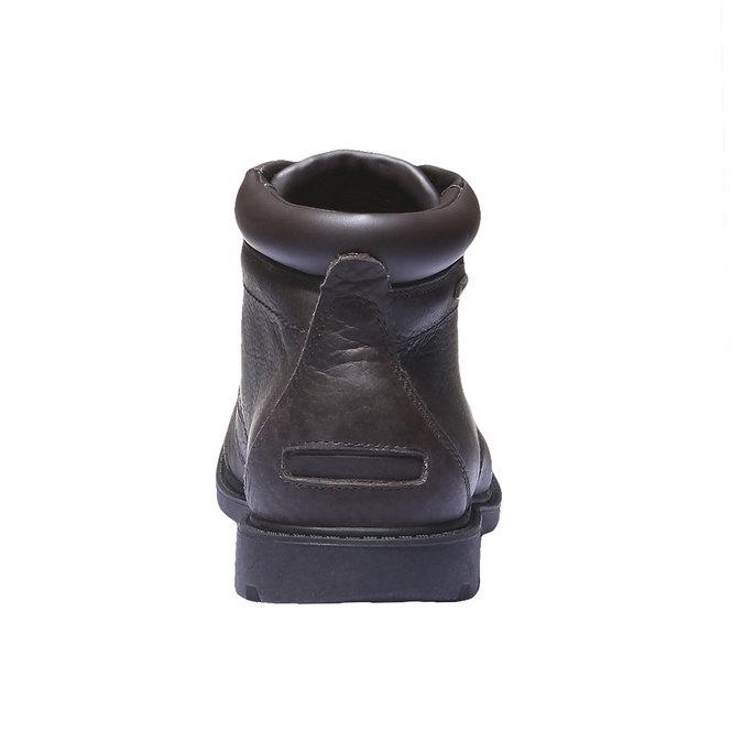 Ankle Boots rockport, hnědá, 896-4415 - 17