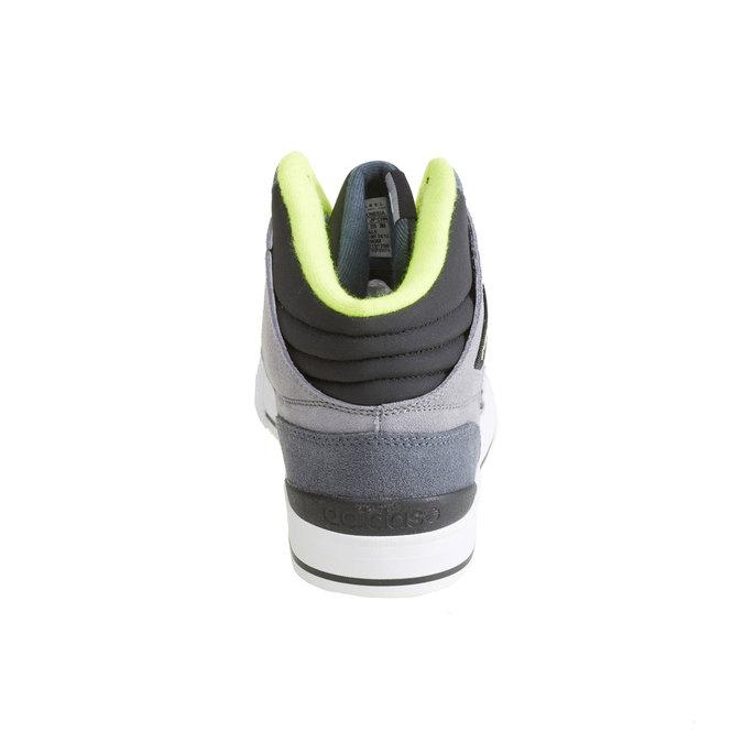 Pánská sportovní obuv adidas, šedá, 801-2113 - 17