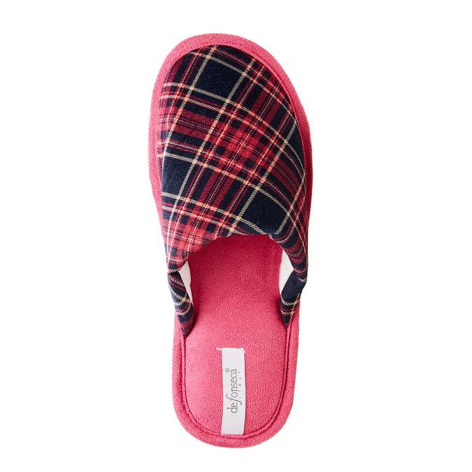 Domácí obuv de-fonseca, 579-0207 - 17