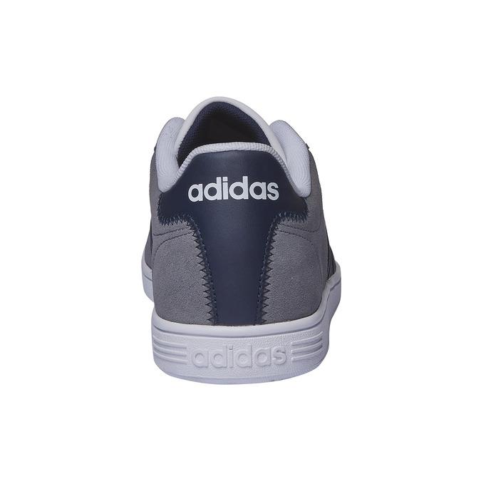 Pánská vycházková obuv adidas, šedá, 803-2122 - 17