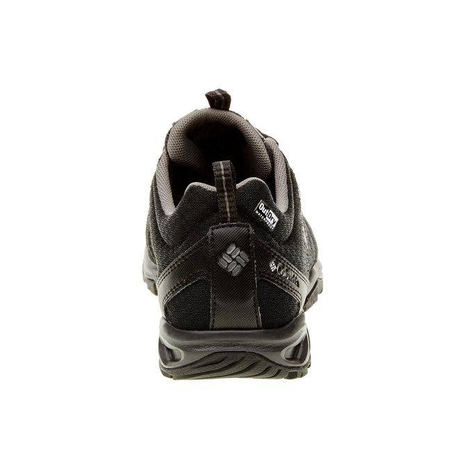 Pánská sportovní obuv columbia, černá, 849-6023 - 17