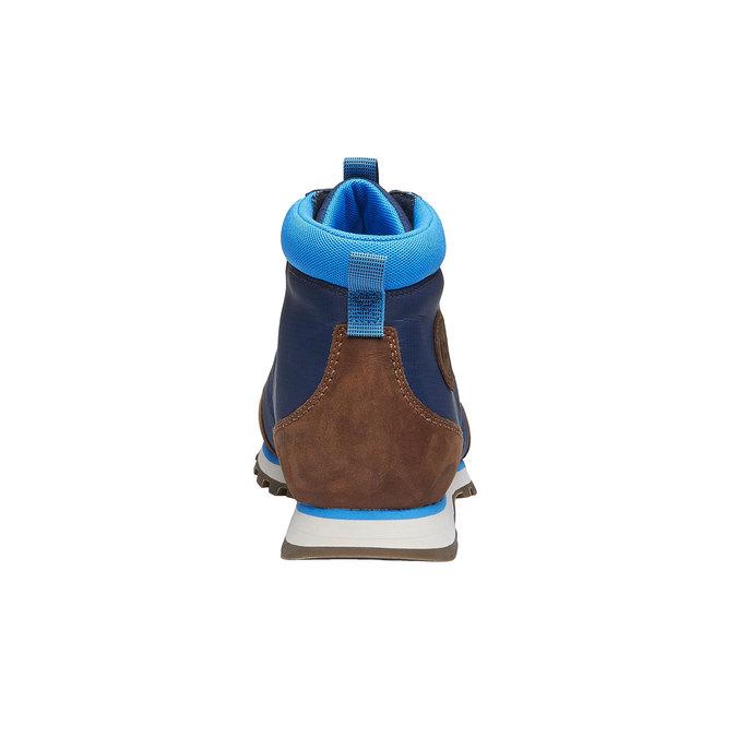 Zimní kotníkové boty helly-hansen, modrá, 899-9001 - 17