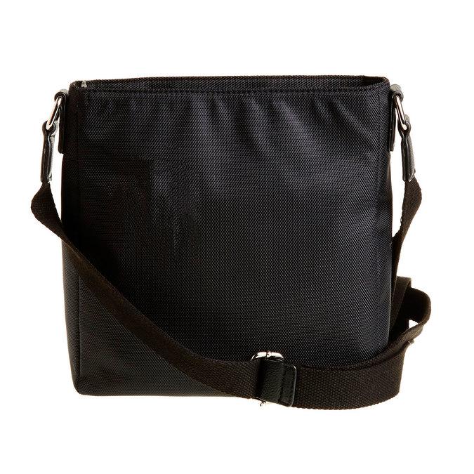 Pánská Crossbody taška bata, černá, 969-6324 - 26