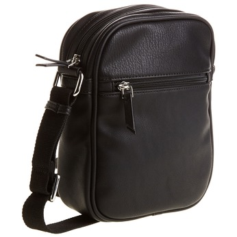 Pánská černá taška bata, černá, 961-6772 - 13