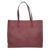 Dámská kabelka v Shopping stylu bata, červená, 961-0736 - 26