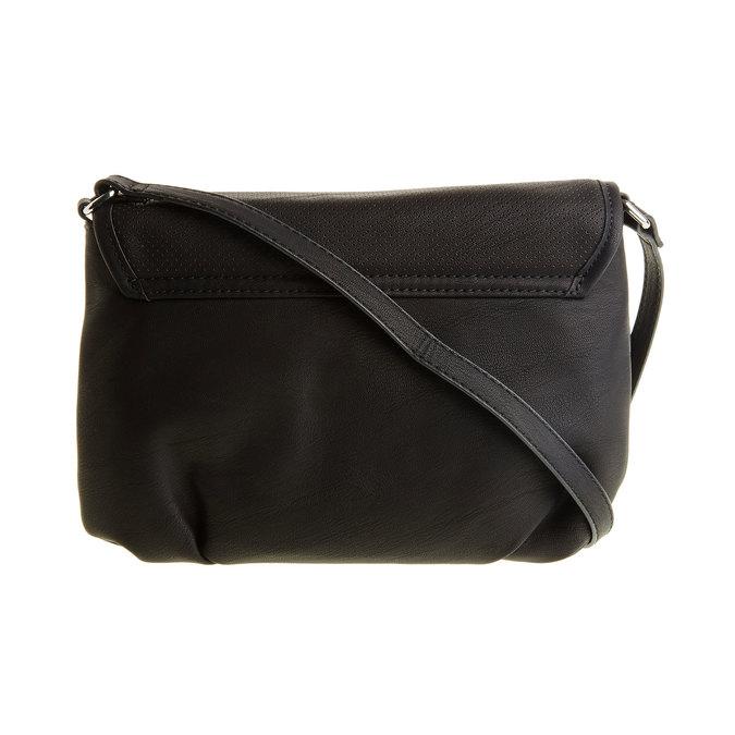 Crossbody kabelka se střapcem bata, černá, 961-6759 - 26