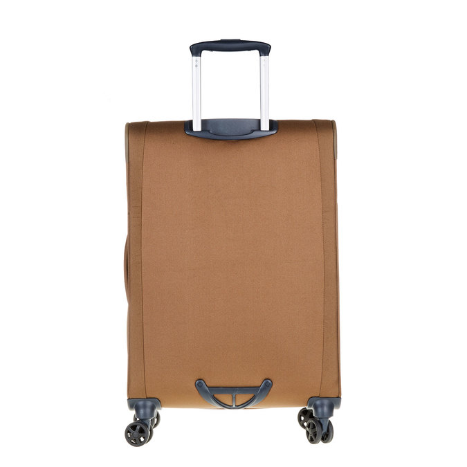 Textilní cestovní kufr na kolečkách samsonite, hnědá, 969-3342 - 26