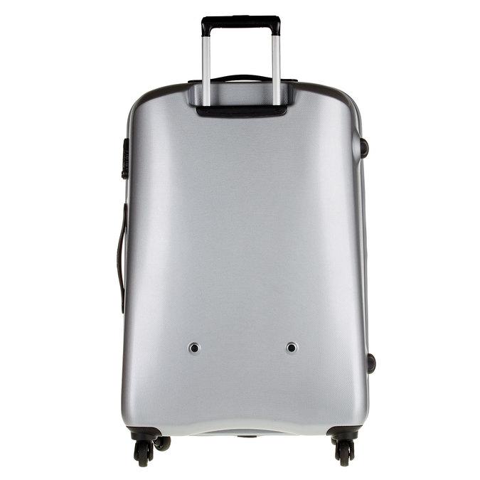 Skořepinový kufr na kolečkách carlton, šedá, 960-2103 - 26