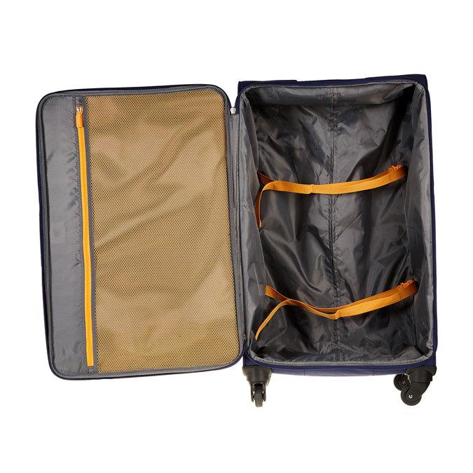 Cestovní kufr na kolečkách american-tourister, modrá, 969-9106 - 15