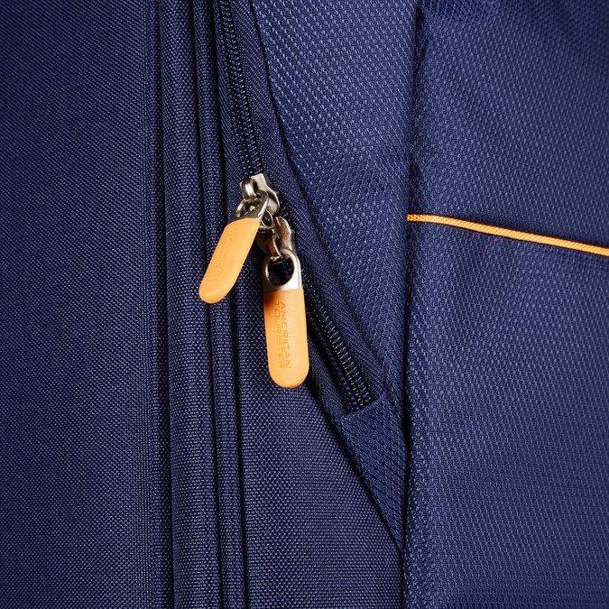 Cestovní kufr na kolečkách american-tourister, modrá, 969-9106 - 17