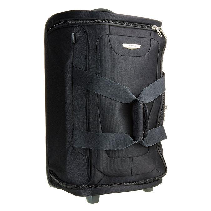 Cestovní taška na kolečkách samsonite, černá, 969-6204 - 13