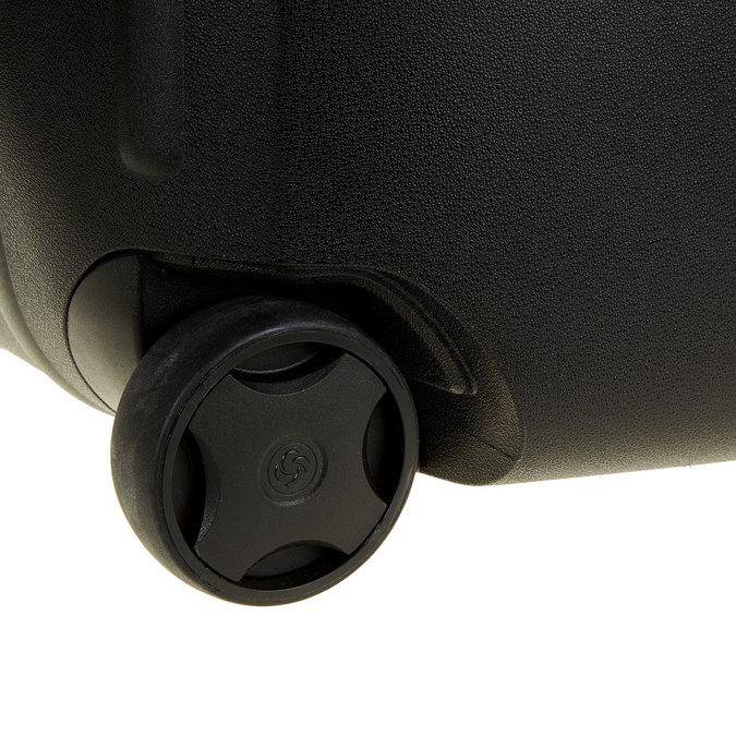 Kvalitní skořepinový kufr samsonite, černá, 960-6324 - 19