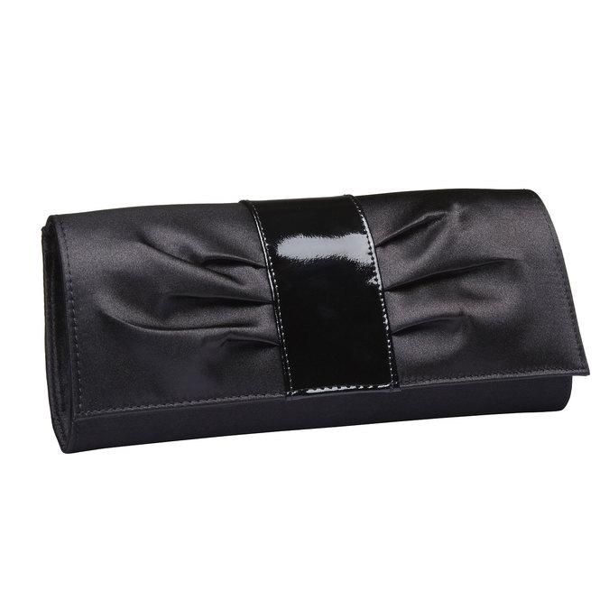 Dámské psaníčko bata, černá, 969-6260 - 13