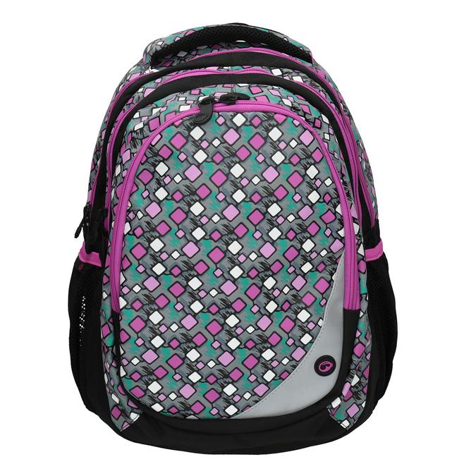 Dětský školní batoh bagmaster, růžová, 969-7603 - 19