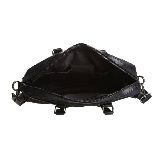 Taška na notebook bugatti-bags, černá, 969-6049 - 15