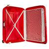 Skořepinový kufr na kolečkách samsonite, červená, 960-5324 - 15