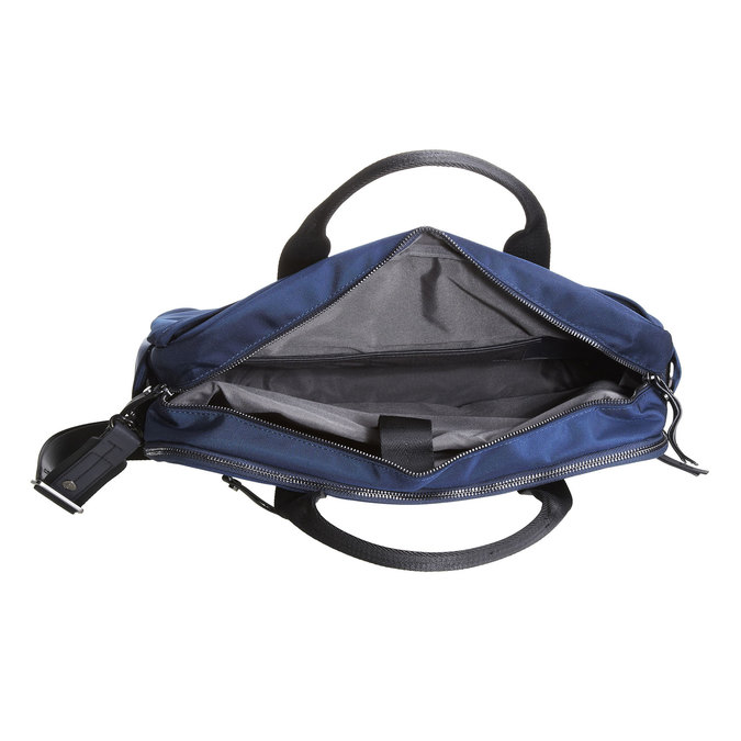 Taška na notebook bugatti-bags, modrá, 969-9052 - 15