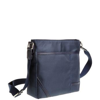 Pánská Crossbody taška bata, modrá, 969-9324 - 13