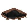 Textilní kabelka s popruhem weinbrenner, hnědá, 969-3621 - 15