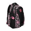 Dívčí školní batoh s potiskem bagmaster, černá, 969-5615 - 13