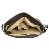 Kožená kabelka weinbrenner, hnědá, 963-4190 - 15