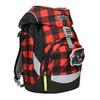 Dětský školní batoh ergobag, červená, 969-5095 - 13
