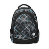 Školní batoh s potiskem bagmaster, černá, 969-6616 - 19