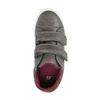 Dětské tenisky na suché zipy mini-b, šedá, 211-2152 - 19